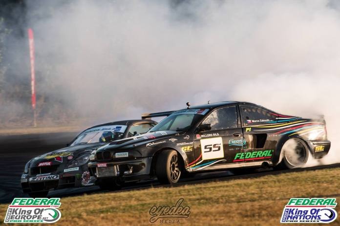Drift King of Nations Pro Series ǀ King of Europe Pro Series. Ο Saito κατέκτησε τις Σέρρες